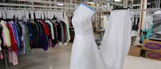 Wedding Dress Cleaning And Preservation.Home